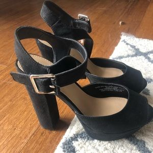 Target Mossimo heels